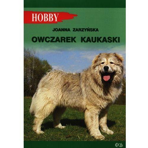 Owczarek kaukaski (80 str.)