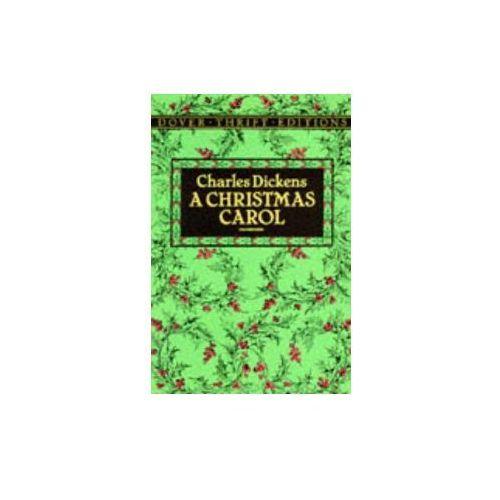 Christmas Carol - Wysyłka od 3,99 - porównuj ceny z wysyłką, oprawa broszurowa