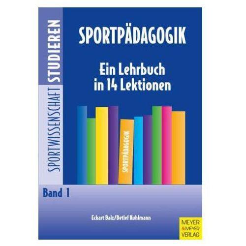 Sportpädagogik Balz, Eckart