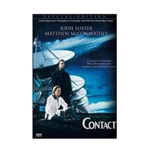 Galapagos Kontakt (dvd) - robert zemeckis od 24,99zł darmowa dostawa kiosk ruchu