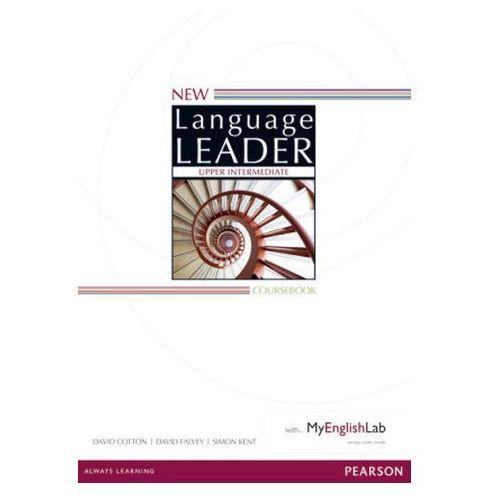 New Language Leader Upper Intermediate. Podręcznik + MyEnglishLab, oprawa miękka
