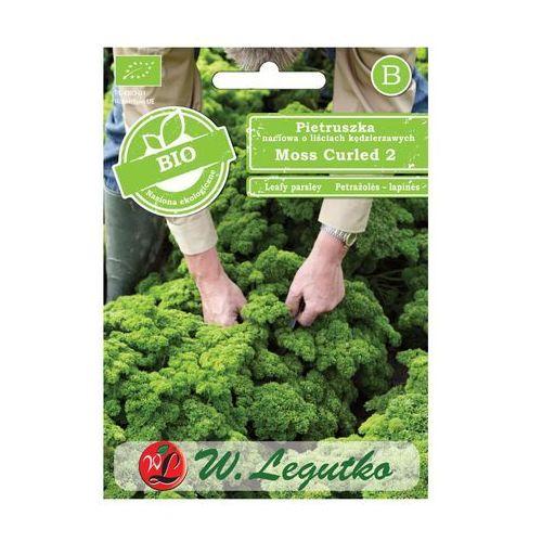 Pietruszka naciowa o liściach kędzierzawych nasiona BIO Moss Curled 2 W. LEGUTKO