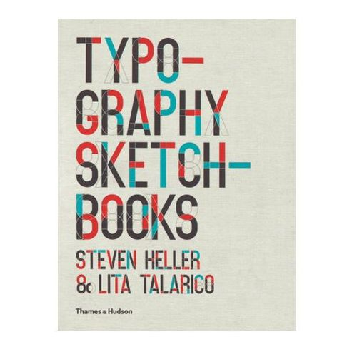 Typography Sketchbooks, Thames Hudson LTD