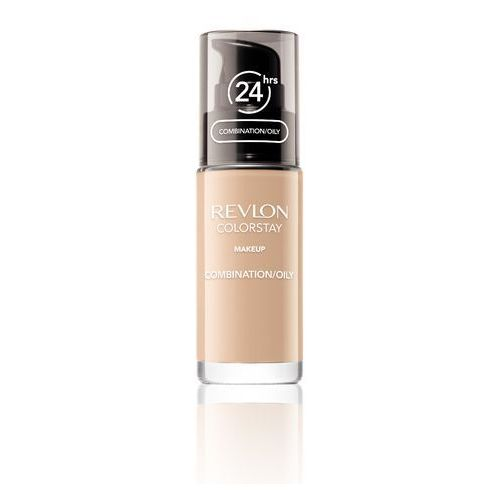 revlon colorstay podkład | cera mieszana i tłusta, 180 sand beige, 30 ml marki Revlon make up