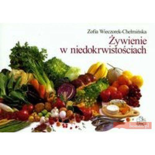 Żywienie w niedokrwistościach - Wieczorek Chełmińska Zofia, PZWL