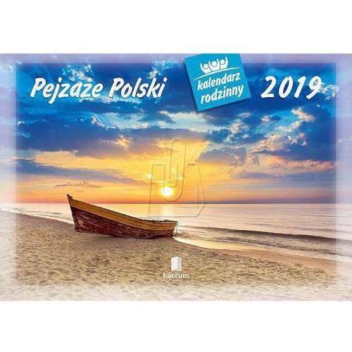 Kalendarz rodzinny 2018 WL 3 Pejzaże Polski