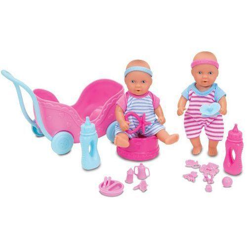 Lalka Mini New Baby Born - Bliźniaki (lalka)