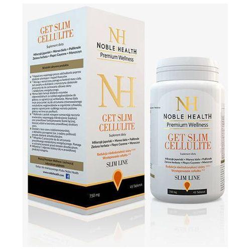 Get Slim Cellulite Noble Health x 45 tabletek