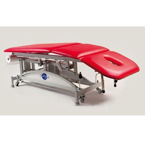 Rehabilitacyjny stół stacjonarny sr-1e-ł orkan, marki Techmed