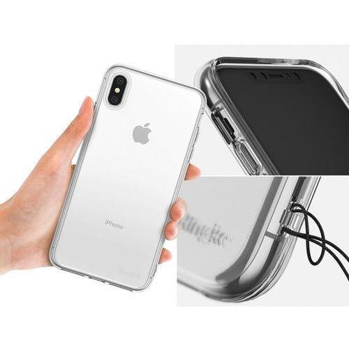 Etui Ringke Air do Apple iPhone XS Max clear (8809628563742)