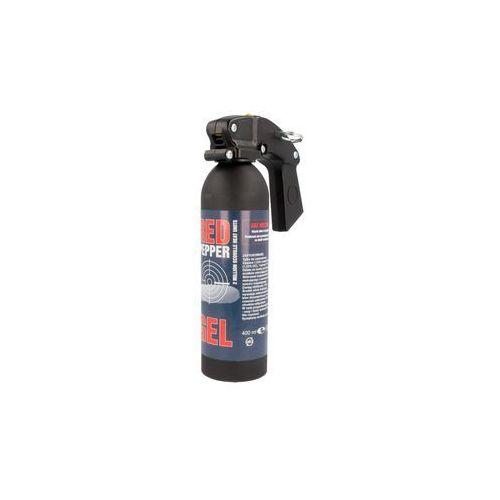 Sharg products group Gaz pieprzowy sharg graphite gel 3mln shu 400ml hjf (11400-h-blk)