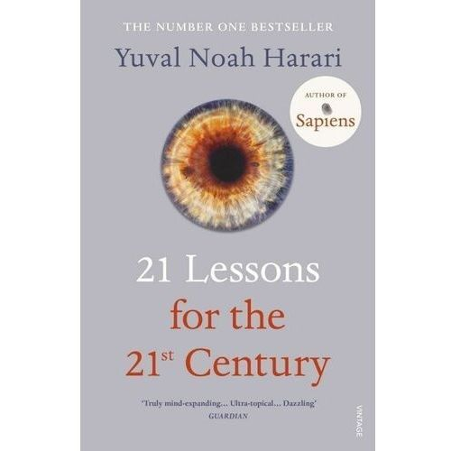 21 Lessons for the 21st Century (2019)