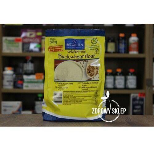 Mąka gryczana bezglutenowa 500g BEZGLUTEN