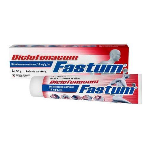 Berlin-chemie Diclofenacum fastum żel 50g
