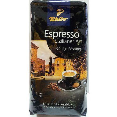 Tchibo espresso sizilianer 1kg kawa ziarnista (4046234265330)
