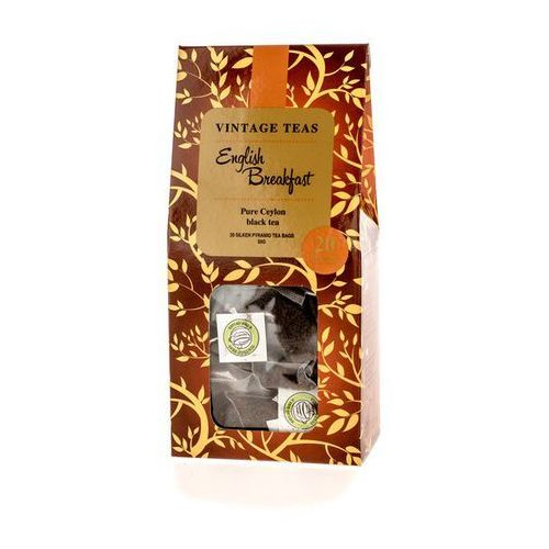 Herbata vintage teas english breakfast - 20 torebek marki Richmont