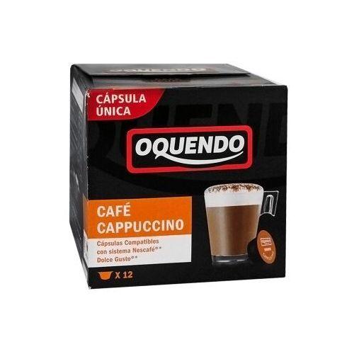 Oquendo Dolce Gusto Cappuccino 12 kapsułek