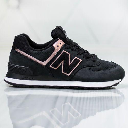 New Balance 574 WL574NBK, 1 rozmiar