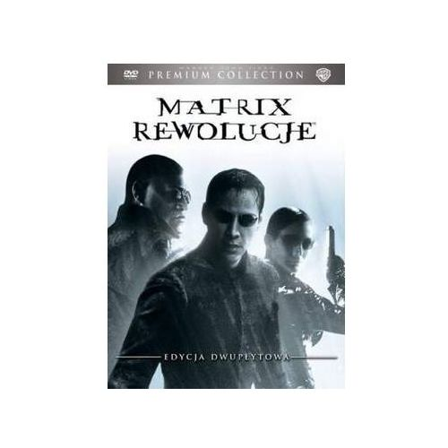 Matrix: Rewolucje. Premium Collection (2 DVD) (7321909332096)