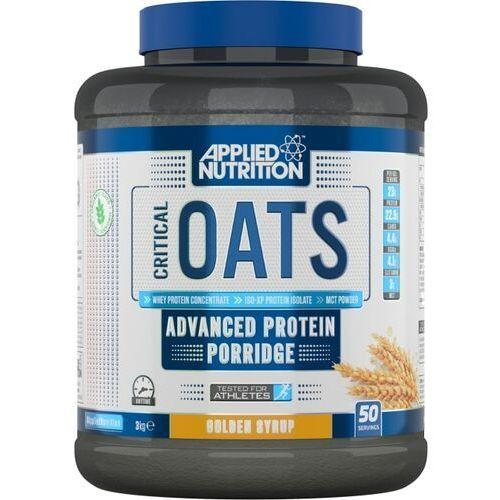 owsianka proteinowa critical oats 3000 g marki Applied nutrition