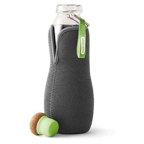 Butelka na wodę w pokrowcu Black+Blum Eau Good lime