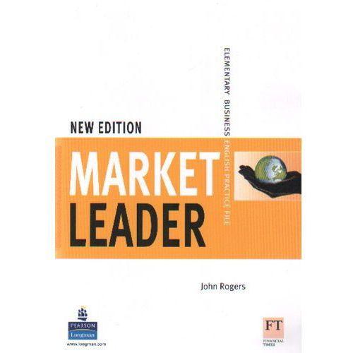 Market Leader Elementary business english practice file, oprawa miękka