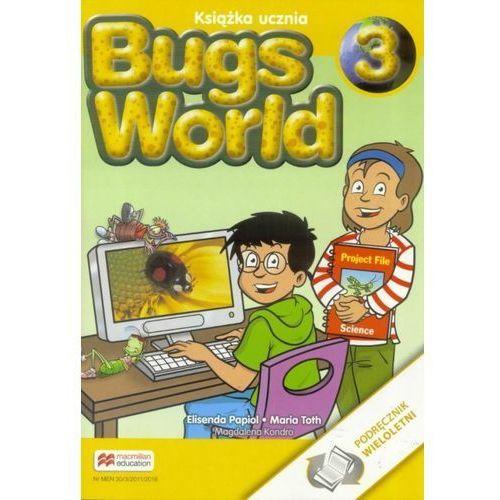 Bugs World 3 Książka ucznia (wersja wieloletnia) - Praca zbiorowa (2016)