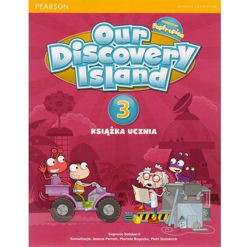 Our Discovery Island 3. Książka ucznia (2012)