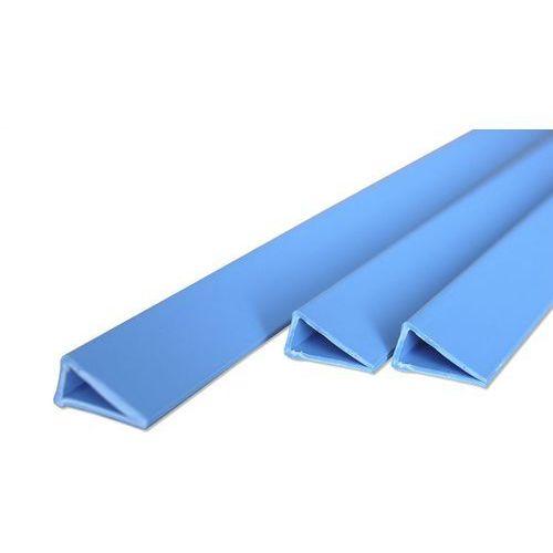 Grzbiet wsuwany Esselte A4/5mm/50szt. 37593 niebieski