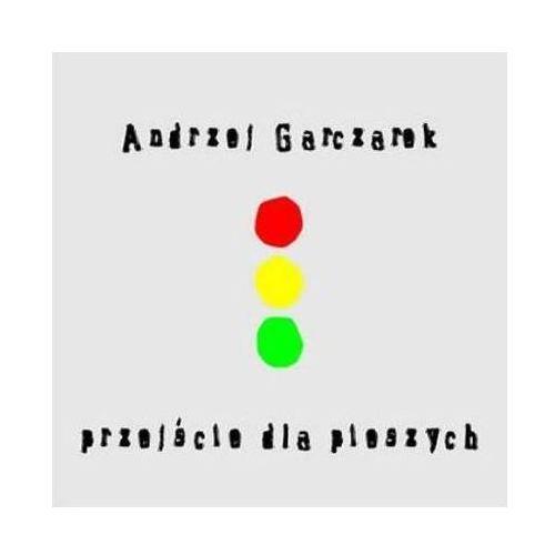 Empik.com Przejscie dla pieszych - andrzej garczarek (płyta cd) (5906712913421)