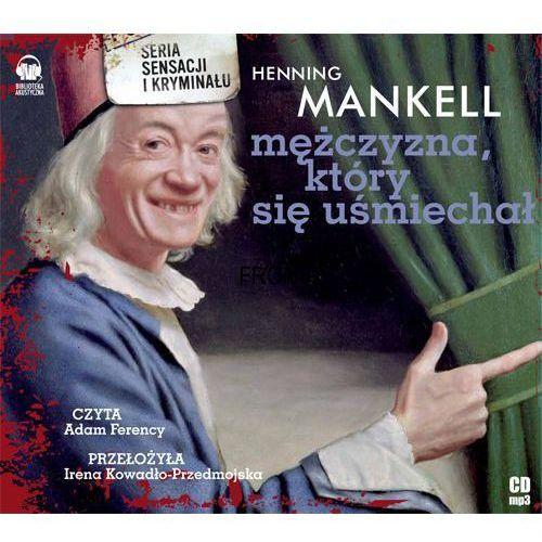 Mężczyzna, który się uśmiechał (CD) - Dostawa zamówienia do jednej ze 170 księgarni Matras za DARMO