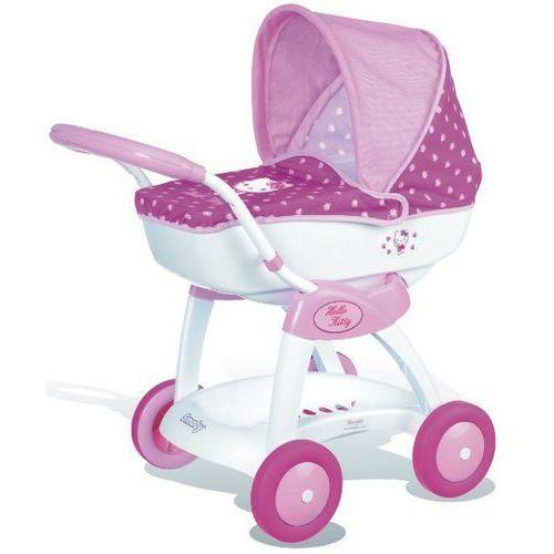 SMOBY Głęboki wózek Hello Kitty - oferta [05844d756765a4e0]