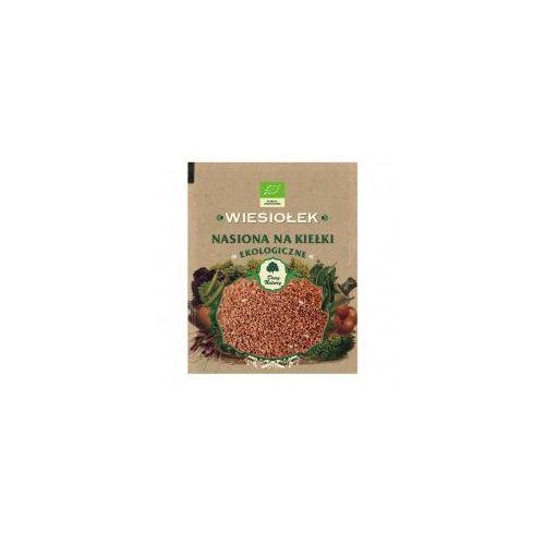 Ekologiczne nasiona na kiełki - Wiesiołek 30g Dary Natury, CFDA-280DB