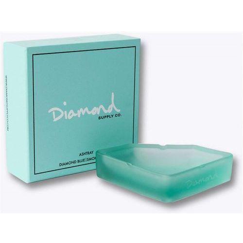Popielniczka - diamond ash tray - frosted diamond blue (dblu) rozmiar: os marki Diamond