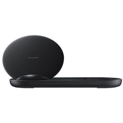 Ładowarka indukcyjna SAMSUNG Wireless Charger Duo Czarny EP-N6100TBEGWW