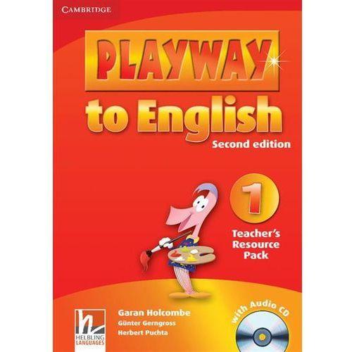 Playway to English 1. 2nd Edition Teacher's Resource Pack, Cambridge University Press