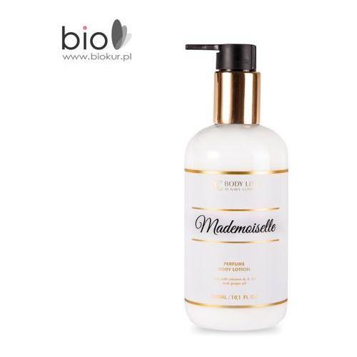 Balsam do ciała mademoiselle - zapach dla kobiet - 300 ml marki Nails company