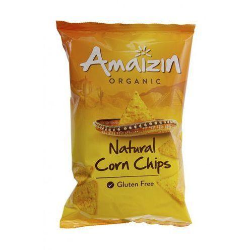Amaizin Chipsy kukurydziane solone bio 6x150g (8716099102007)