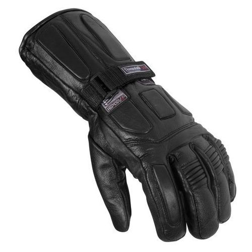 Rękawice motocyklowe freeze 190, czarny, l, W-tec