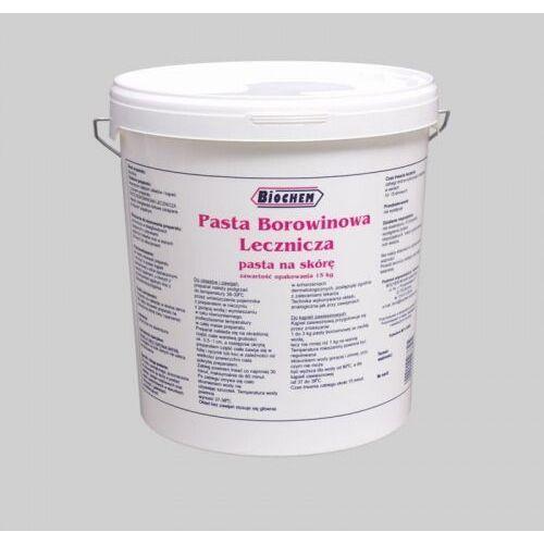 Borowinowa pasta lecznicza - wiadro 15 kg marki Zdrowie natury