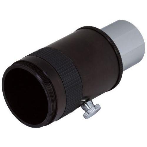 """Bresser Adapter fotograficzny z tubusem 1,25"""" czarno-srebrny + darmowy transport! (0611901514659)"""