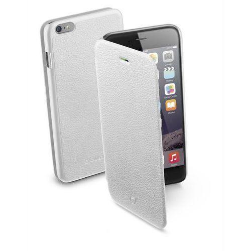 Cellular Line etui Book Eessential iPhone 6+ (CBOOKESSIPH655W) Darmowy odbiór w 21 miastach! (8018080220029)