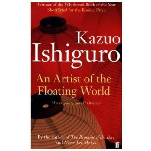 Artist of the Floating World, Ishiguro, Kazuo