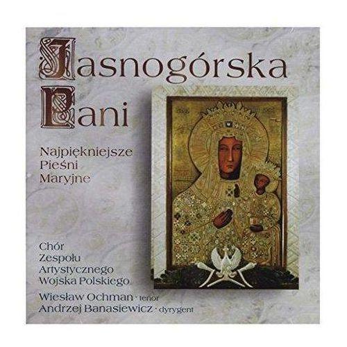 Universal music Jasnogórska pani - najpiekniejsze pieśni maryjne (0602557222418)