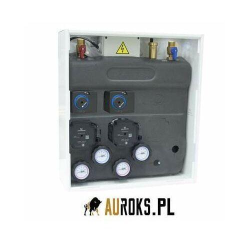 zestaw mieszający primobox azb 255 w szafce, 2x zawór obrotowy z siłownikiem arm 141 marki Afriso