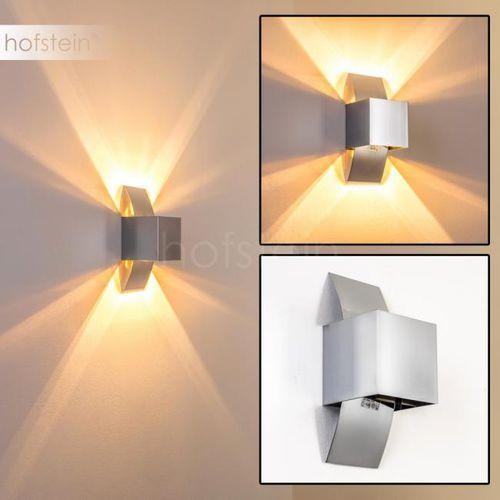 Hofstein Kapstadt lampa ścienna chrom, 1-punktowy - nowoczesny/design - obszar wewnętrzny - kapstadt - czas dostawy: od 3-6 dni roboczych (4250294310088)