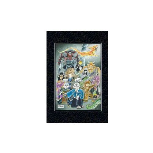 Usagi Yojimbo Saga: Legends Limited Edition