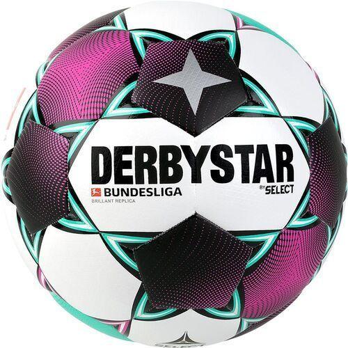 Piłka nożna derbystar bundesliga brillant biało-zielono-czarna 1004664 marki Select