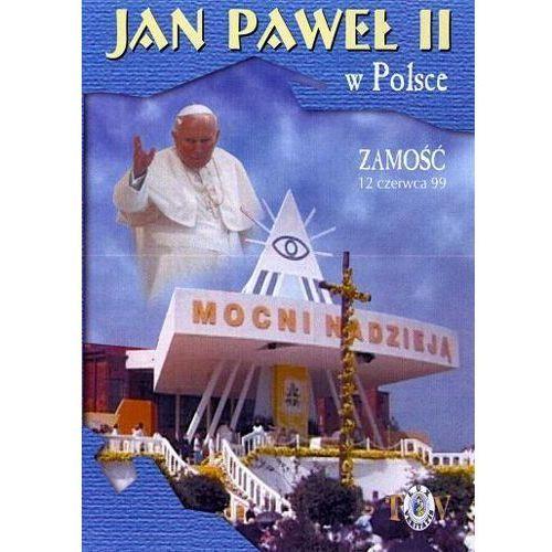 Jan paweł ii w polsce 1999 r - zamość - dvd marki Fundacja lux veritatis