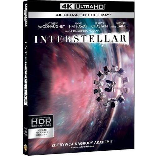 Interstellar (Blu-ray 4K) - Christopher Nolan DARMOWA DOSTAWA KIOSK RUCHU